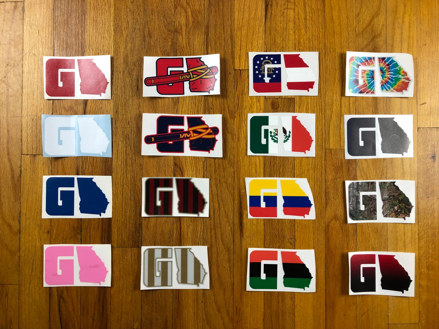 Image of GAFollowers Stickers