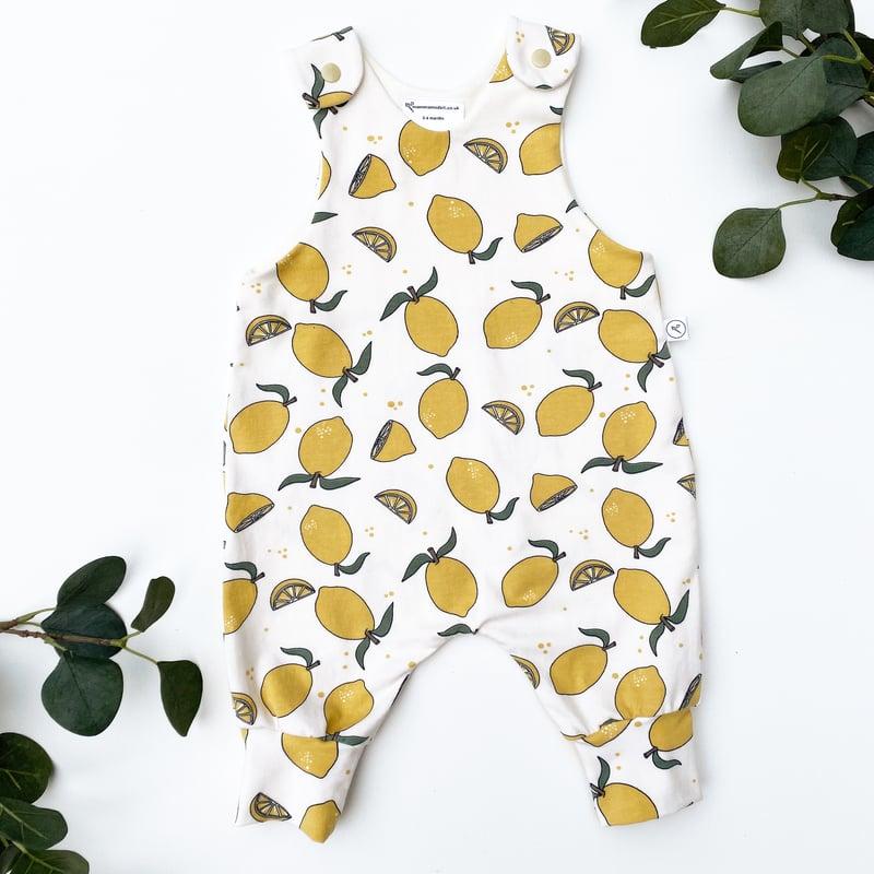 Image of *NEW* Lemon Romper
