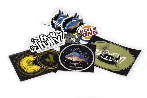 Image of Sticker Set - NEW! - 10 pcs.