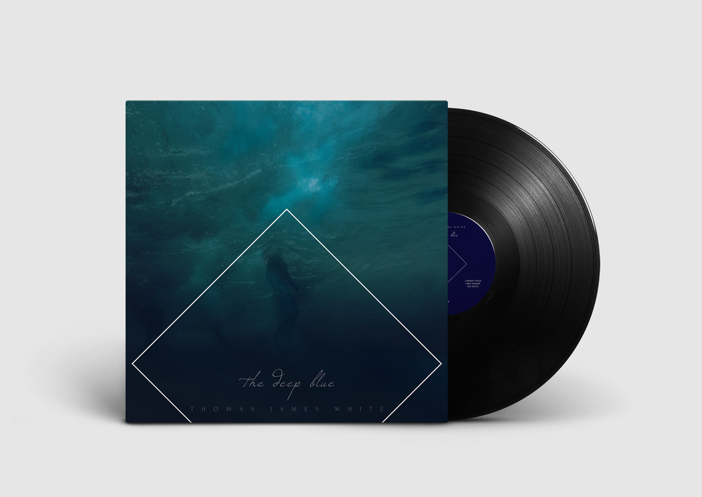 Image of The Deep Blue VINYL