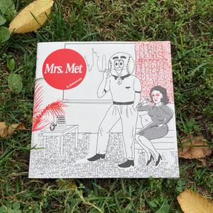 Image of Mrs. Met by Karissa Sakumoto