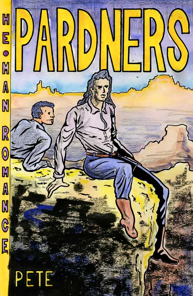 Image of Pardners by Pete Faecke