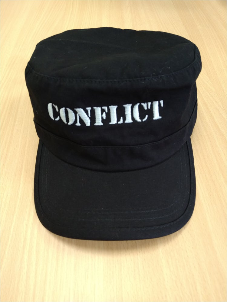 Image of CONFLICT Army Style Cap
