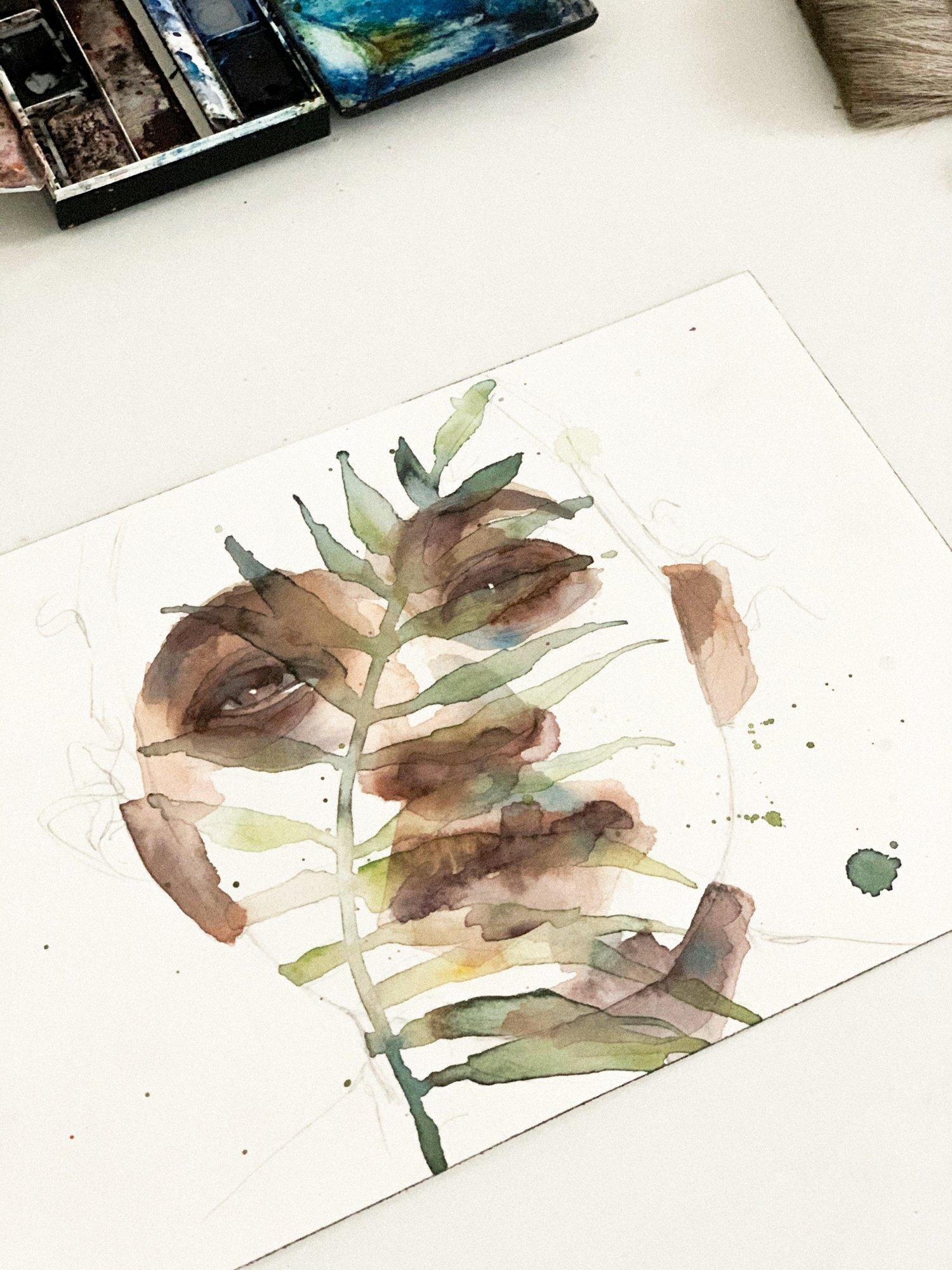 Agnes-Cecile studio LI