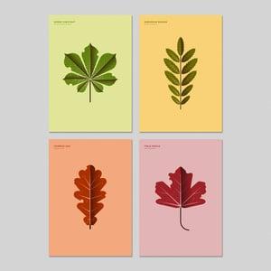 Image of Leaf Mini Prints