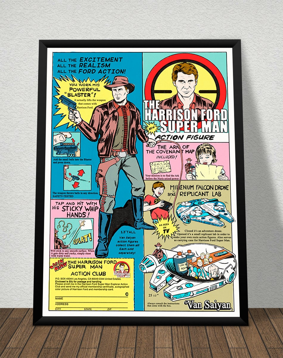 The Harrison Ford Superman