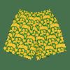 Brock Lee Shorts Yellow