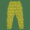 Brock Lee Joggers Yellow