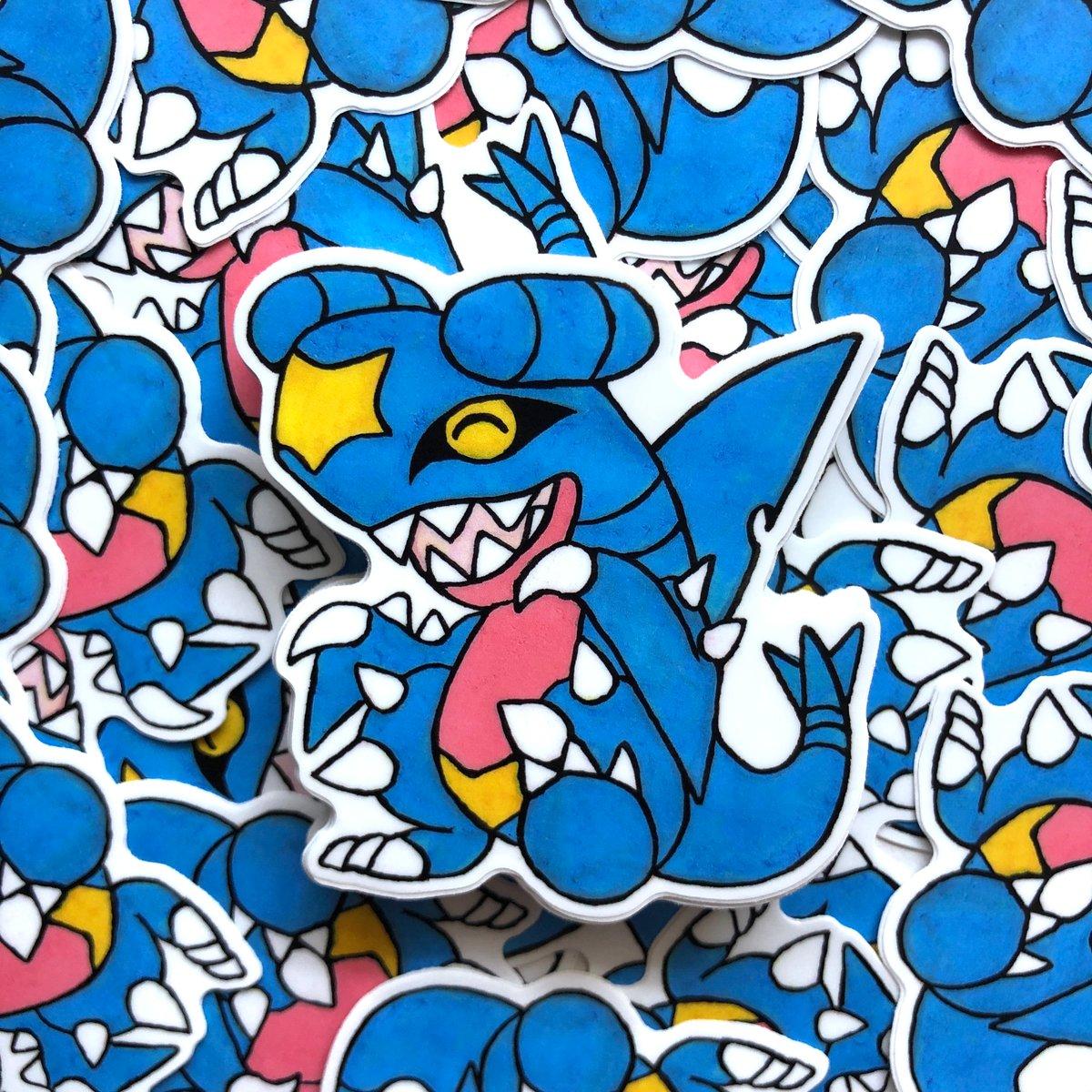 Image of Garchomp Sticker