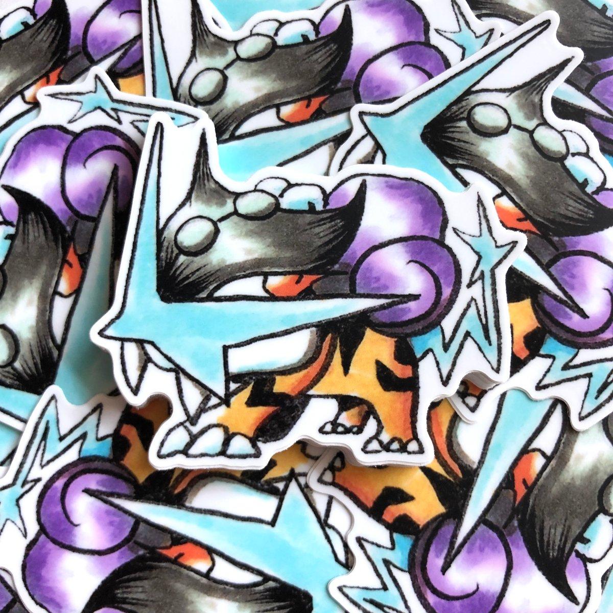 Image of Raikou Sticker