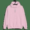Brock Lee Companion Embroidered Hoodie Pink