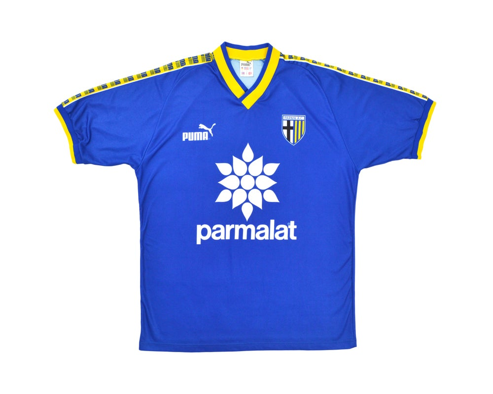Image of 1995-97 Puma Parma Training Shirt XL