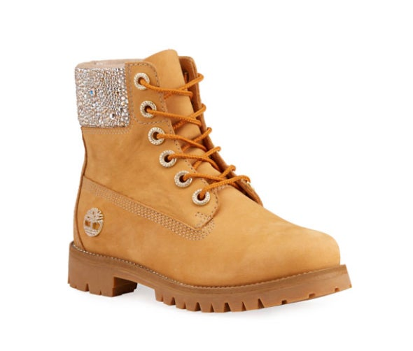 Image of JimmyChooXTimberland  Limited Edition