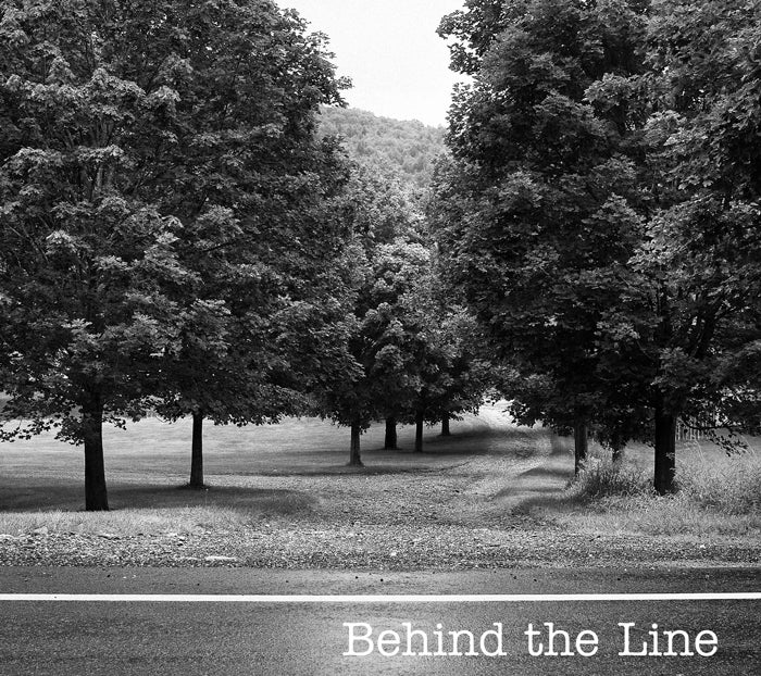 Image of Behind the Line