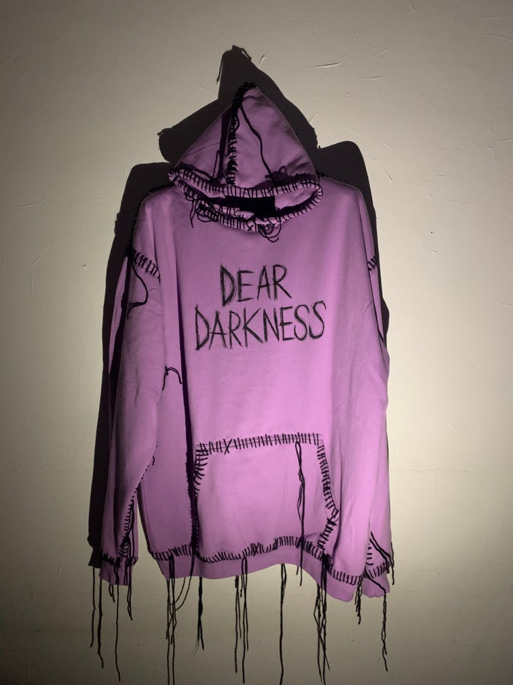 Image of DEAR DARKNESS HOODIE