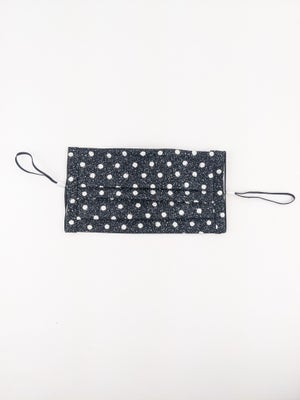 Pleated Mask *Speckled Dot