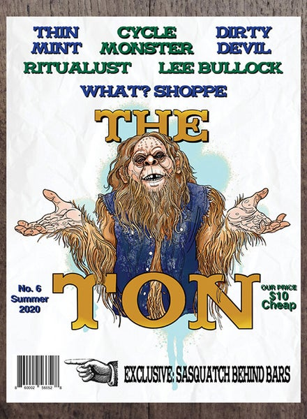Image of The Ton Magazine #6