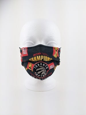 Pleated Mask * We The Champs!