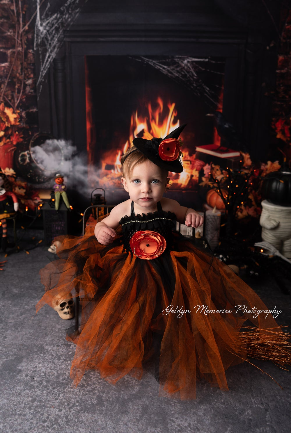 Image of October 24th Children Only Halloween Mini Session