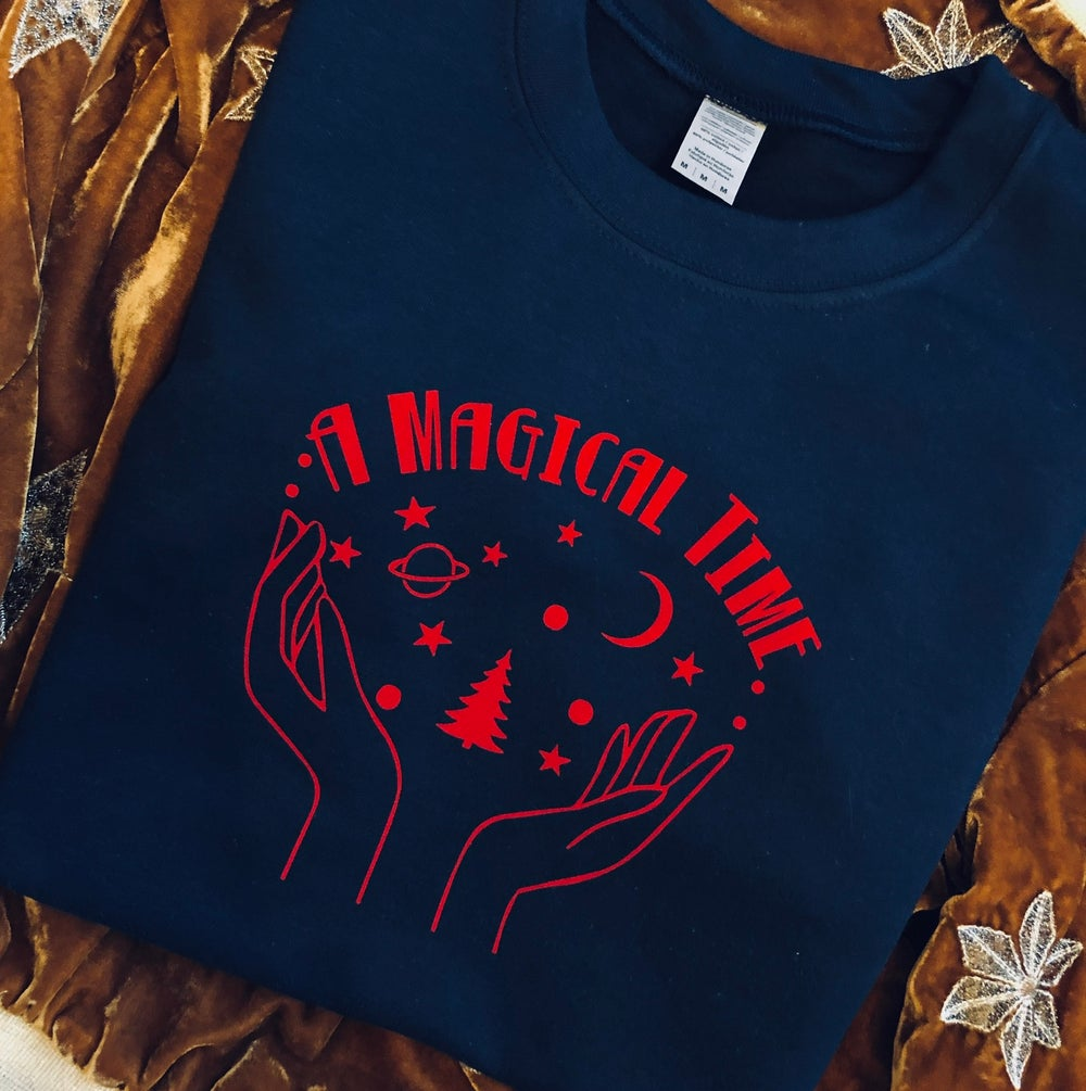 Image of A Magical Time Sweater