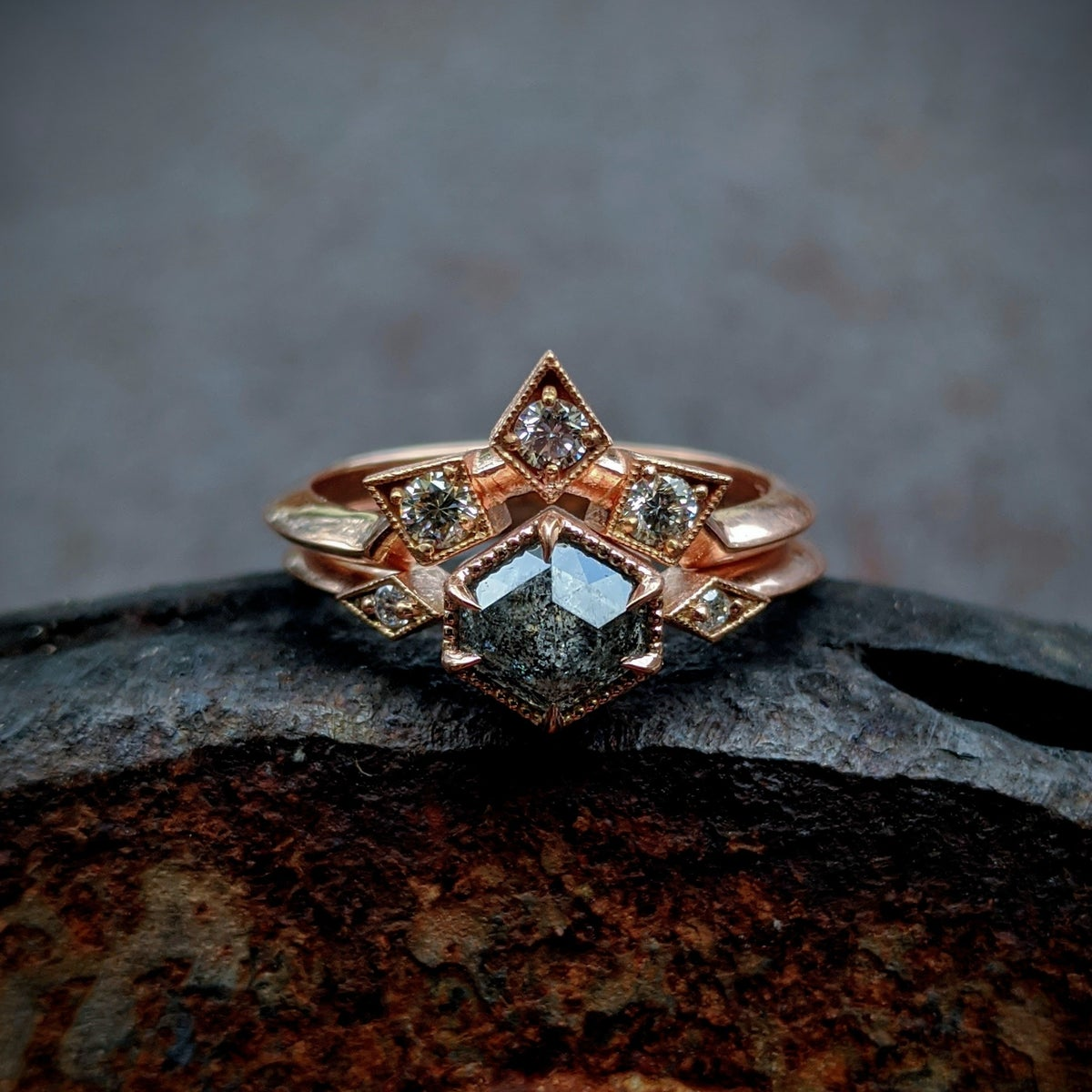 Image of Inez Ring Set