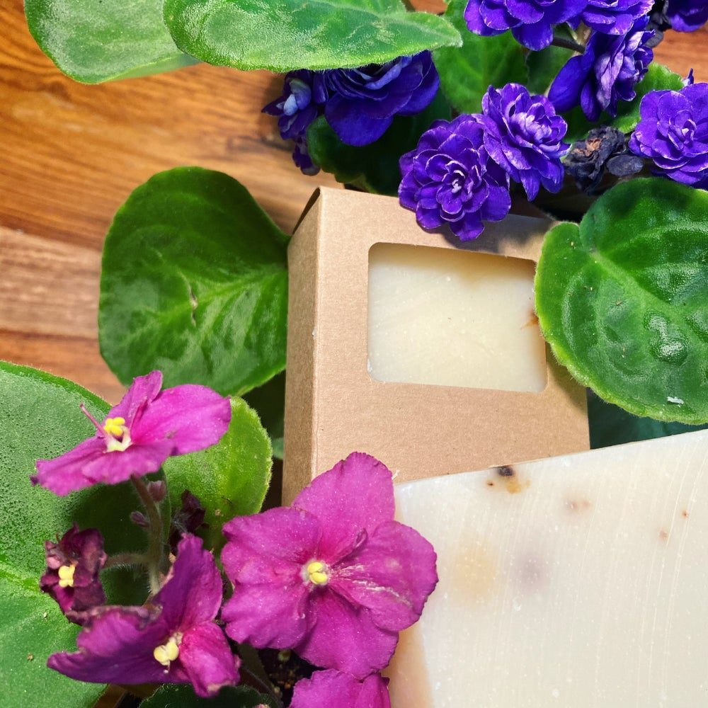Image of African Violet Beauty Bar