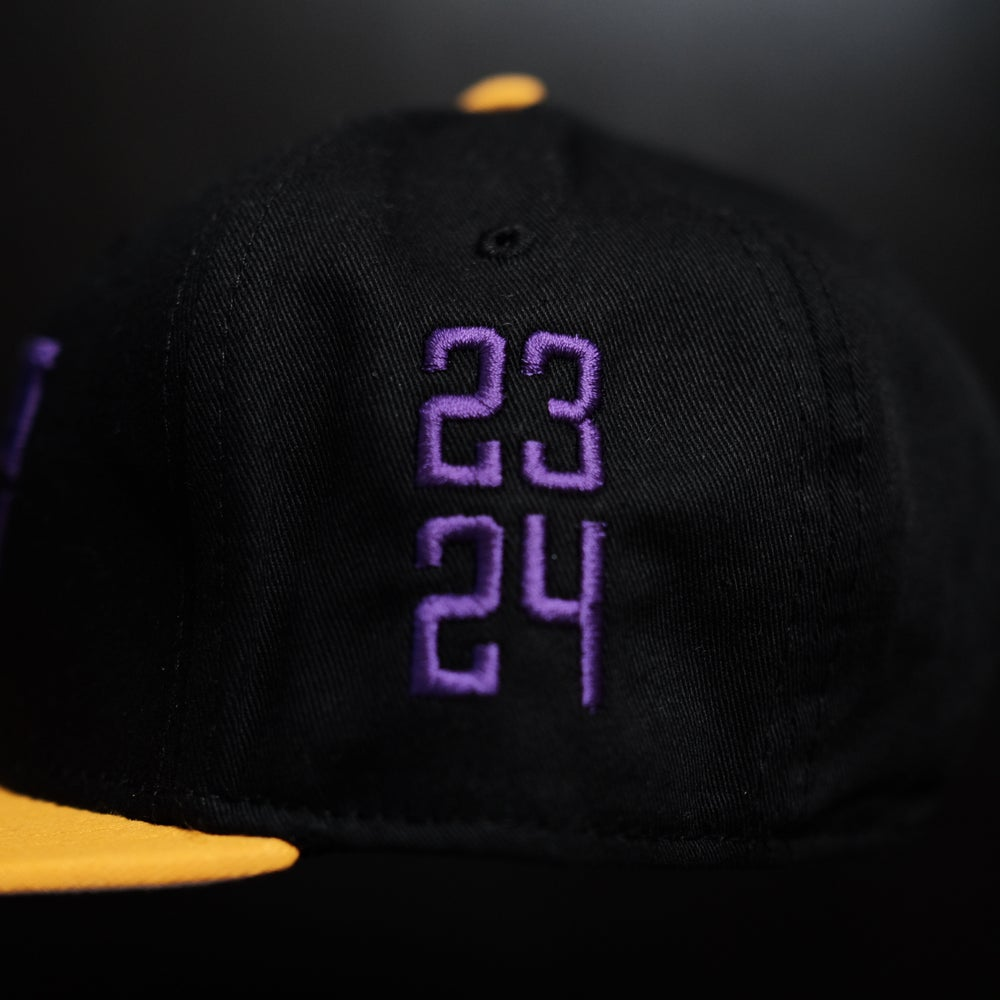 1 OF 1. Protect the Legacy in Purple on Black