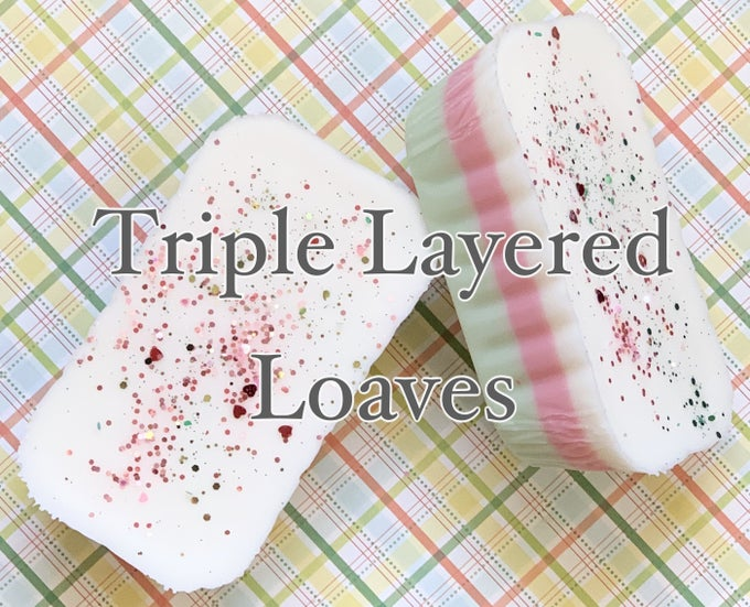 Image of Triple Layered Wax Loaves
