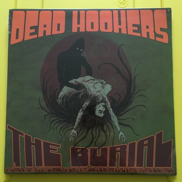 Image of Dead Hookers - The Burial/The Rebirth LP
