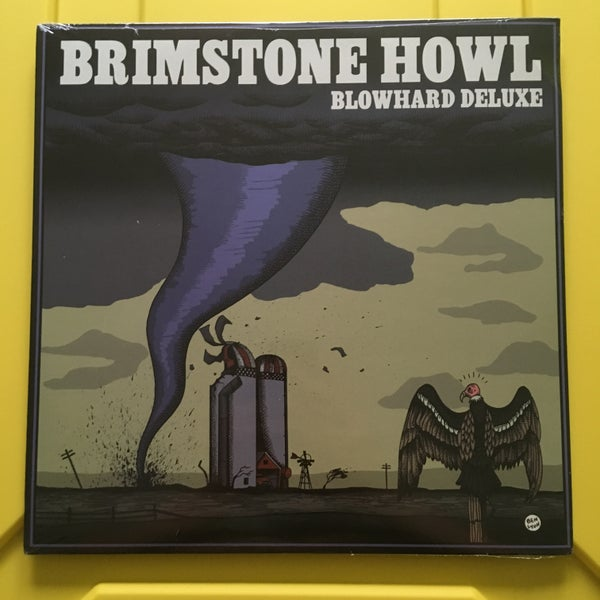Image of Brimstone Howl - Blowhard Deluxe LP