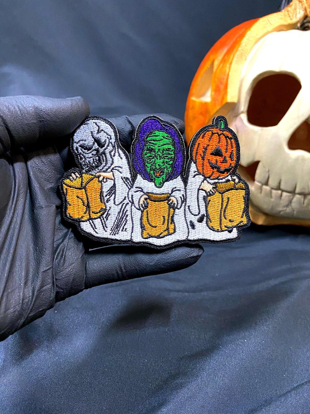 Season Of The Great Pumpkin (Patch)