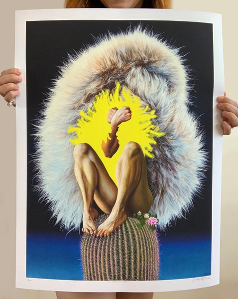 """Image of """"A Safe Place"""" Limited-Edition Print"""