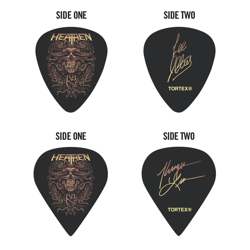 Image of Empire Of The Blind Guitar Picks (Set of 2 Picks)