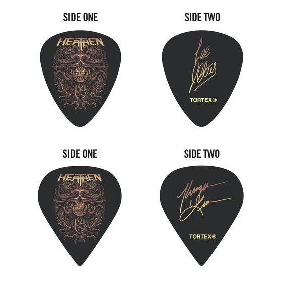 Image of Empire Of The Blind Guitar Picks (Set of 2 Picks)
