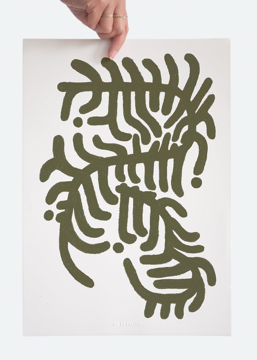 Image of Fern - Print