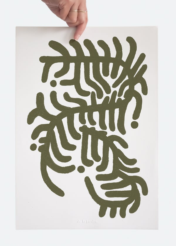 Image of Fern - Print