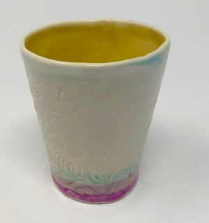 Image of Small Tumbler - Turquoise/Violet
