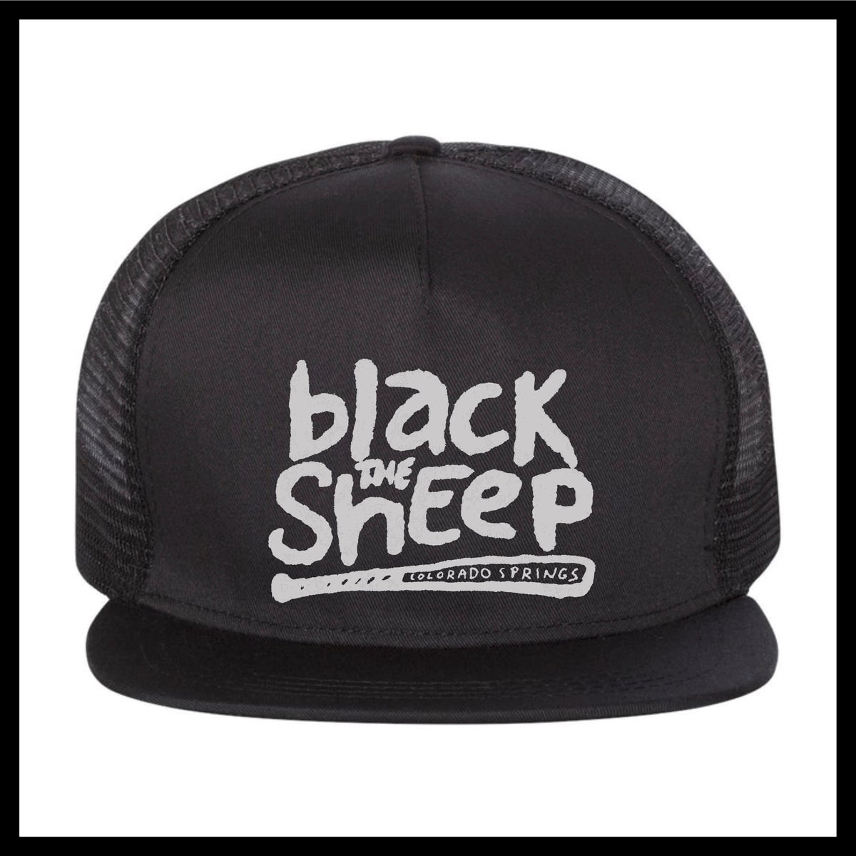 Naughty By Black Sheep Hat