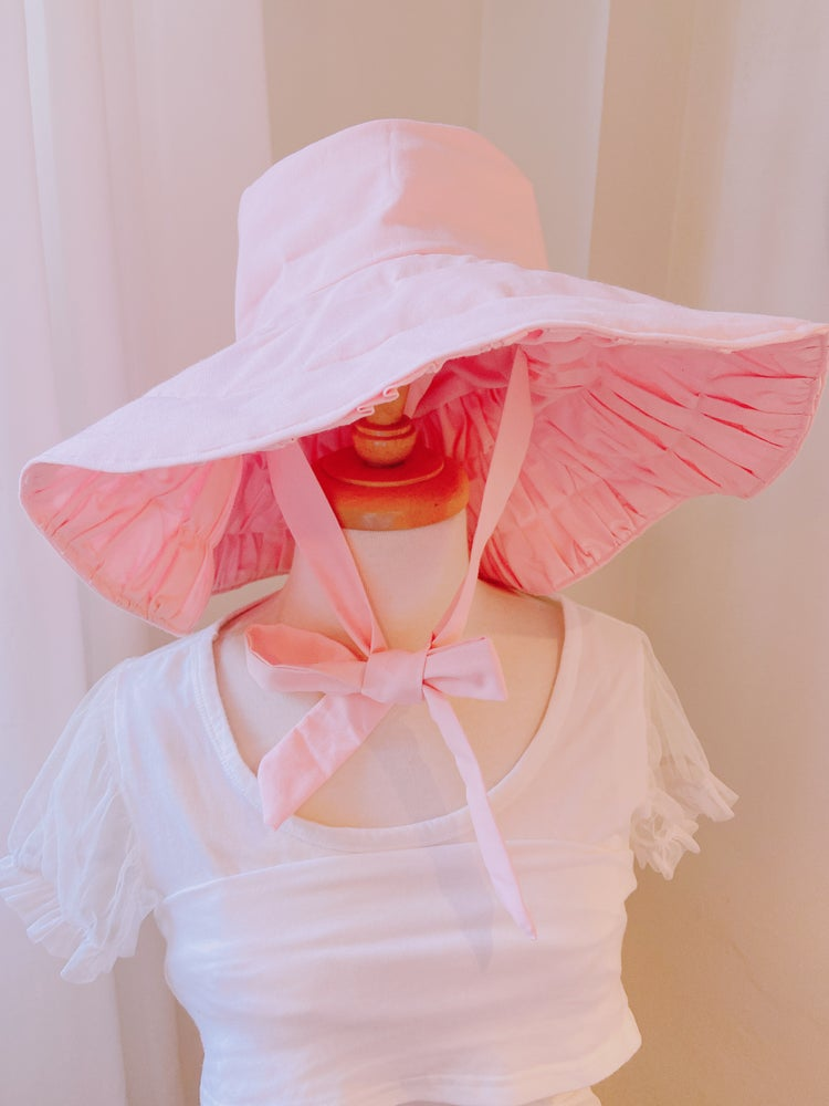 Image of Mushroom Bucket Hat PDF Sewing Pattern