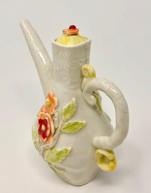 Image of Hand Built Olive Oil Pourer