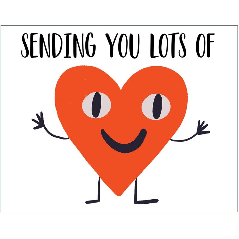 Image of Sending you lots of ...