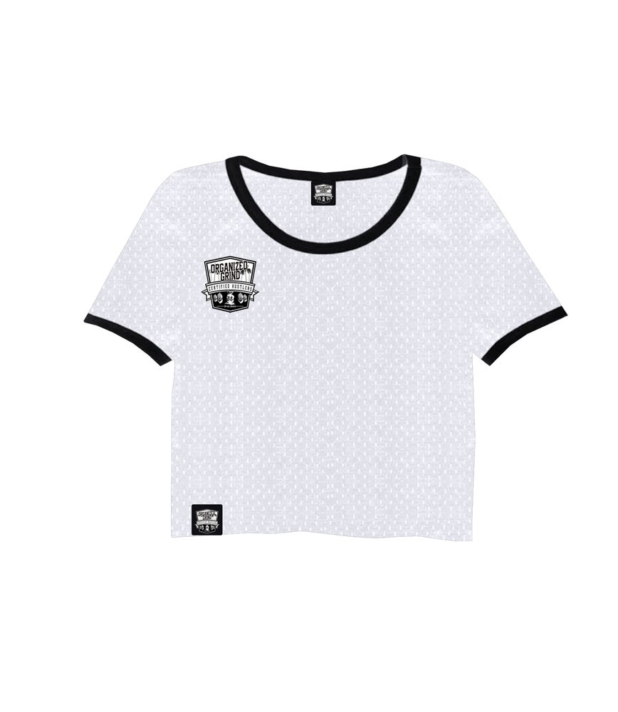 Image of New Woman's OG Crop Top Jersey