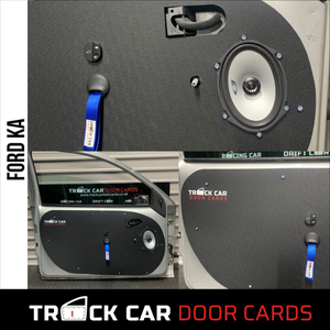 Image of Ford KA - Track Car Door Cards