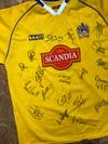 Replica 2003/04 signed TFG Away Shirt