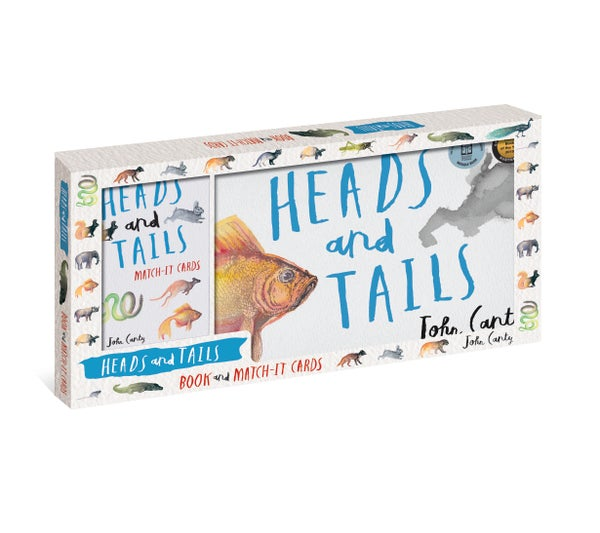 Image of Heads and Tails gift pack