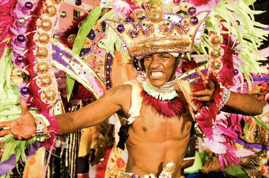 Image of Junkanoo Parade