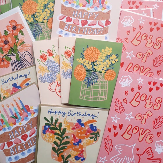 Image of Greetings Card Bundle