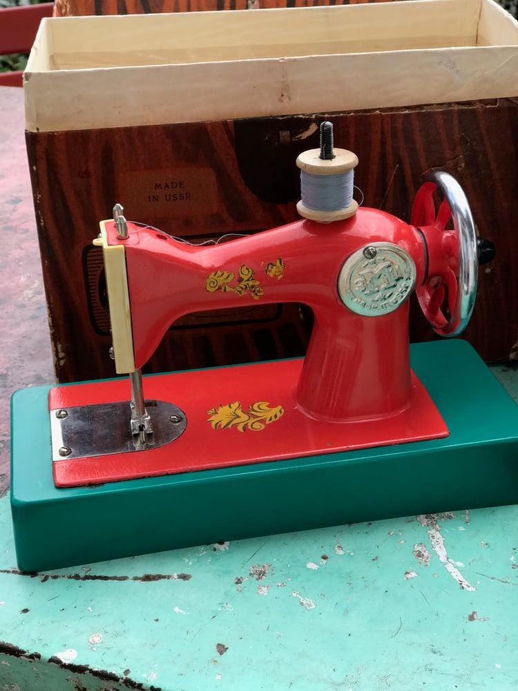 Image of Machines à coudre pour enfant