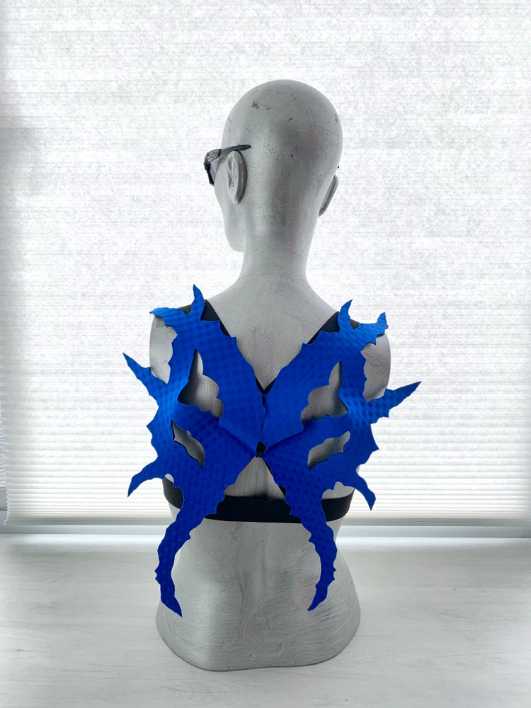 Image of Ungeziefer' butterfly wings 2way harness (limited)