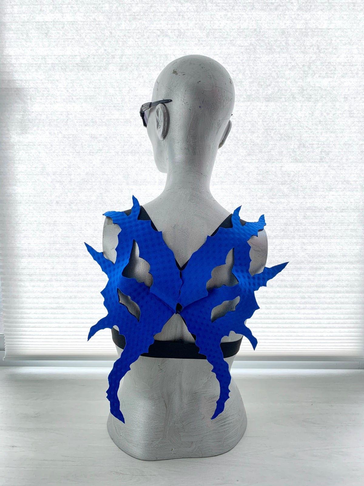 Image of Ungeziefer' butterfly wings 2way harness